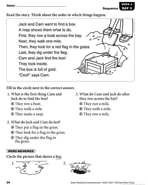 Comprehension Worksheets For Grade 1 Free by All Worksheets 187 Grade 1 Reading Comprehension Worksheets