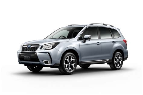 First Look At The All New 2014 Subaru Forester Suv