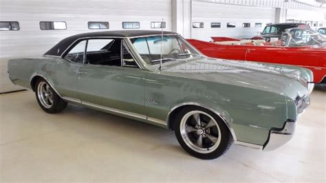 Garage Size 1967 Oldsmobile Cutlass Supreme Stock 129100 For Sale