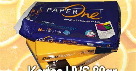Kertas Hvs 65 X 100 pt tiga roda utama ibg ilmu bahan grafika