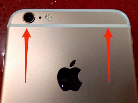 rumor iphone  plastic antenna band business insider