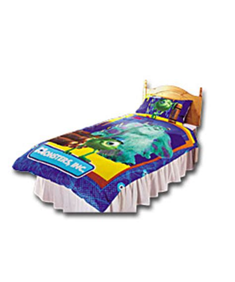 Monsters Inc Bed Set Monsters Inc Duvet Cover Pillowcase Set Bedding Review Compare Prices Buy