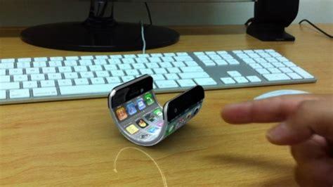 Fleksibel Depan Iphone 6 di masa depan layar iphone bisa dilipat