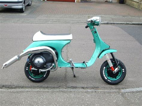Modifikasi Vespa Px Retro by 12 Best Images About Custom Vespa Px On Modern