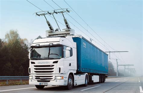 electric truck electric trucks how the technology works scania