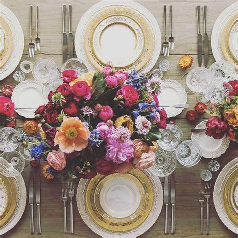 Festliche Tischdeko Hochzeit by Festliche Tischdeko F 252 R Eine Sommer Hochzeit Mit Centerpieces