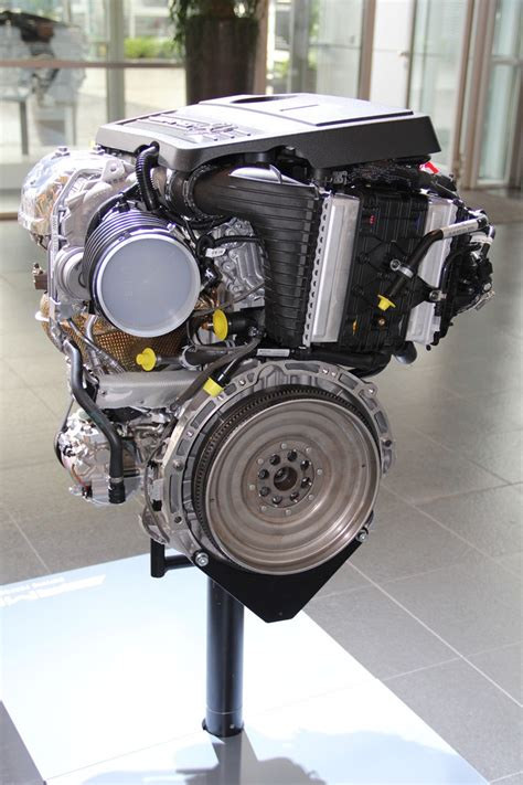 cylinder turbo mercedes amg engine