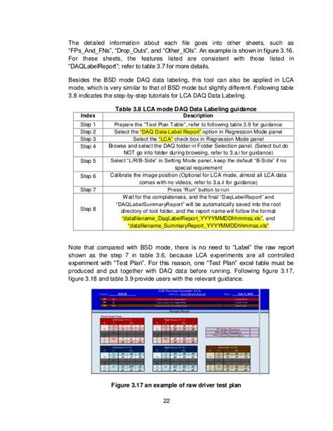 test pattern validation user guide user guide of regression test validation tool v1 0