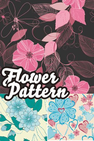 floral pattern for coreldraw floral pattern vector corel draw tutorial and free vectors