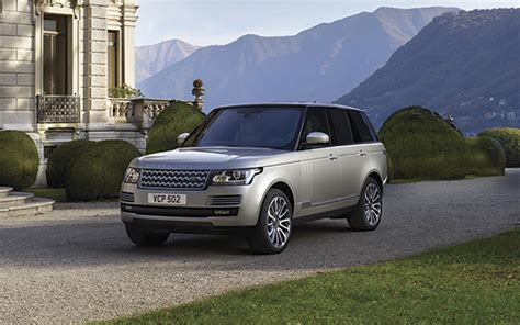 range land rover land rover launches quot reborn quot program for range rover