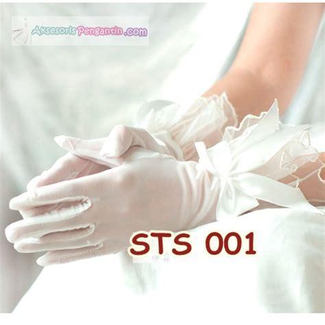 Sarung Tangan Pengantin Modern jual sarung tangan pengantin murah sts 001 aksesoris
