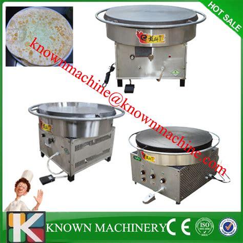 design pancake maker new design cheap price pancake maker rotating pancake
