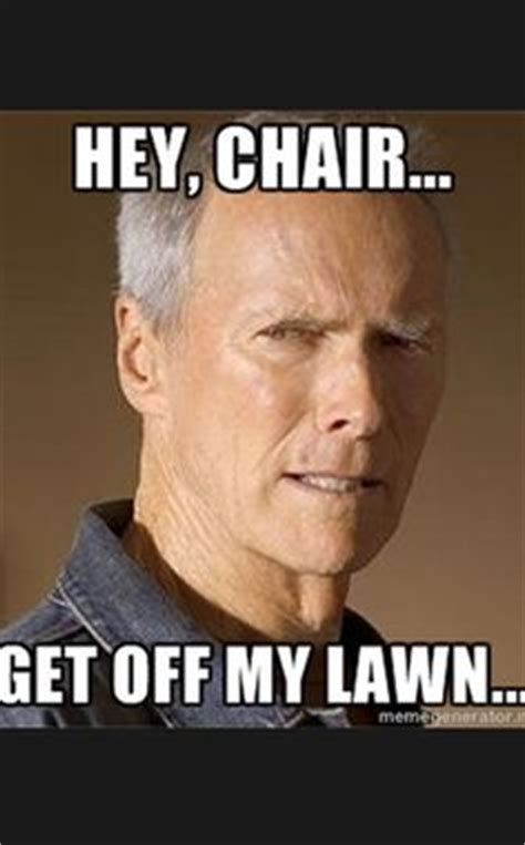 Clint Eastwood Chair Meme - humans on pinterest plastic surgery celebrity plastic