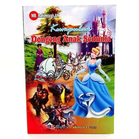 Buku Anak Dongeng Anak buku dongeng anak sedunia pusaka dunia