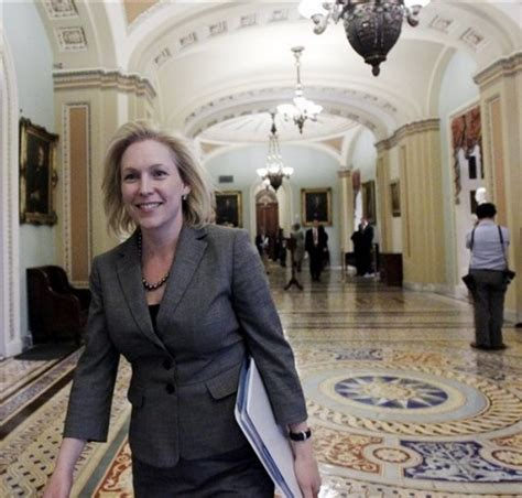 kirsten gillibrand new york times the political girl the new york times spotlights sen