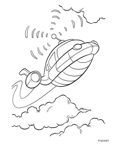 big jet coloring pages rocket kleine einsteins zum ausmalen zum ausmalen de