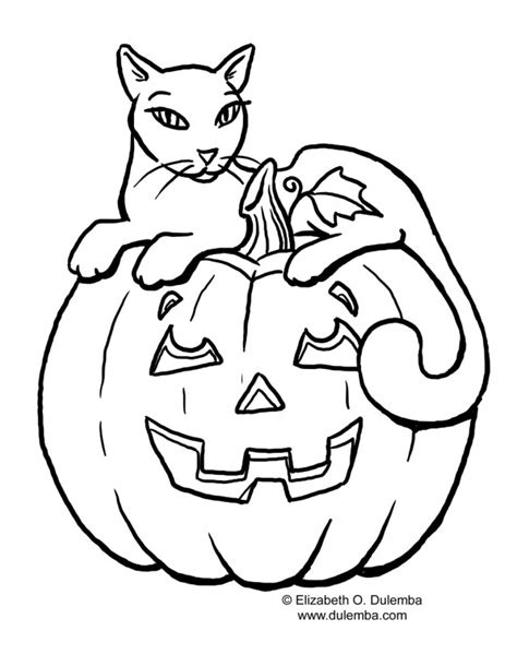 Black Cat Coloring Page Az Coloring Pages Black Cat Coloring Pages