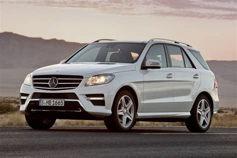 Mercedes Ml by 2012 Mercedes Ml Class Official Photos Hit The