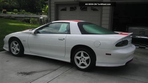 1997 camaro z28 anniversary edition 1997 camaro z28 30th anniversary edition for sale