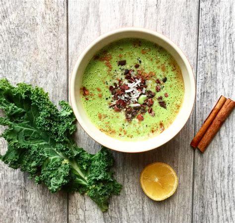 protein kale superfood protein kale smoothie posh journal