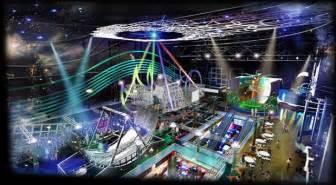 Dubai Theme Park Sega Indoor Theme Park Opens In Dubai