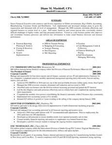Furniture Sales Resume Sle by Big 4 Resume Sle Resume Cv Cover Letter