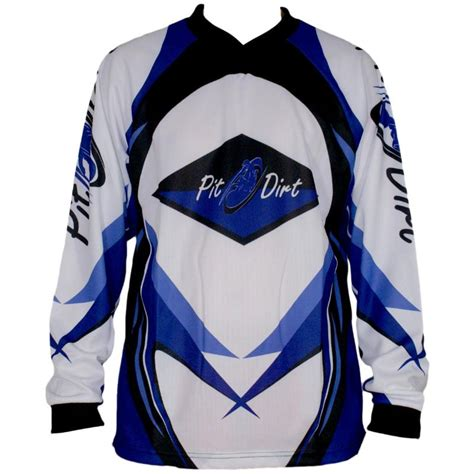 Pit Dirt Motocross Jersey Mx Top Clearance