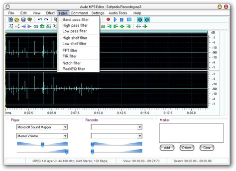 X Audio 2 Download by Download Audio Mp3 Editor 6 50