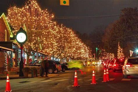 mcadenville nc christmas lights из россии в америку город рождественских огней