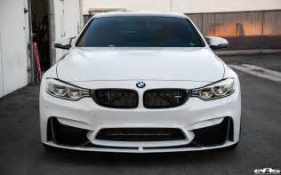 White Bmw Alpine White Bmw M4 With A Competition Package Gets