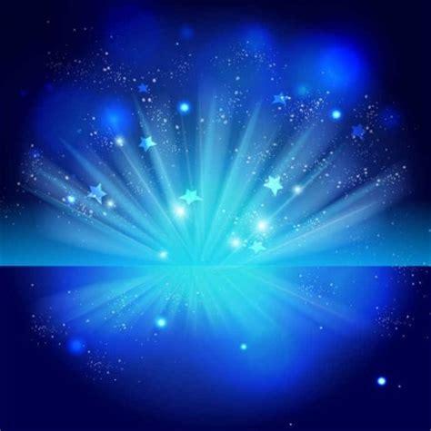 wallpaper bintang biru taburan bintang biru malam latar belakang vector latar