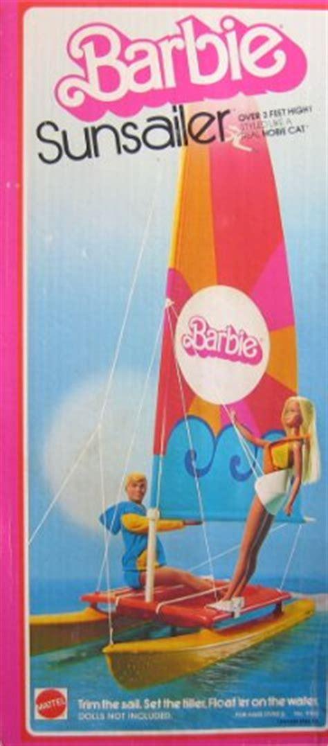 barbie boat best price catalina flyer barbie sunsailer catamaran sail boat w