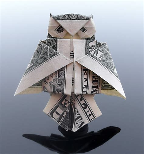 How To Do Dollar Bill Origami - gorgeous dollar bill origami 35 pics izismile