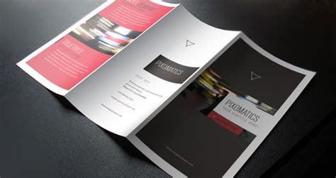 tri fold brochure design layout in adobe illustrator 40 free brochure templates free psd eps ai