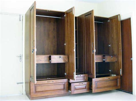 Lemari Design Klasick 45 lemari pakaian minimalis dengan desain bagus dan unik
