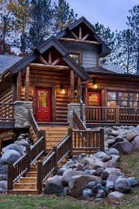 best 25 mountain cabins ideas on log cabin