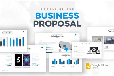 business proposal google google
