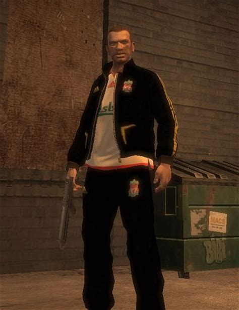 Modification Liverpool by Gta 4 Liverpool Tracksuit Mod Gtainside
