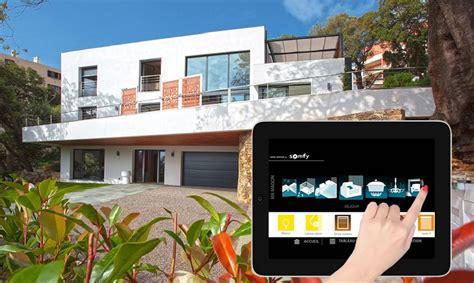 bureau d 騁ude domotique domotique pilotez votre maison d un seul doigt avec