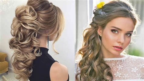 Mother Of The Bride Hairstyles For Long Hair Youtube