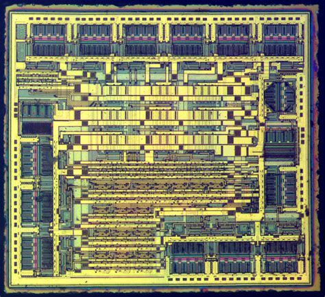 what s inside an integrated circuit how to 171 open 187 microchip and what s inside zeptobars