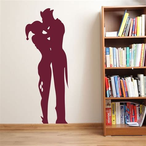 Joker Decorations by Best 25 Large Wall Stickers Ideas On Large