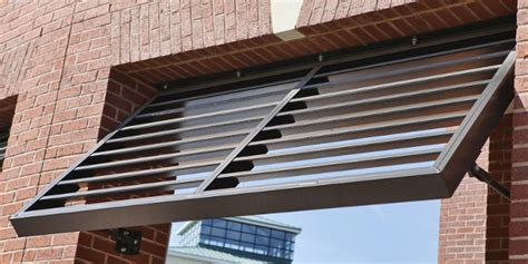 louvered awning image gallery louver awning