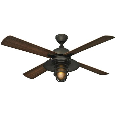 Hton Bay Ceiling Fans Heirloom 52 In Outdoor Oil Outdoor Ceiling Fans With Lights