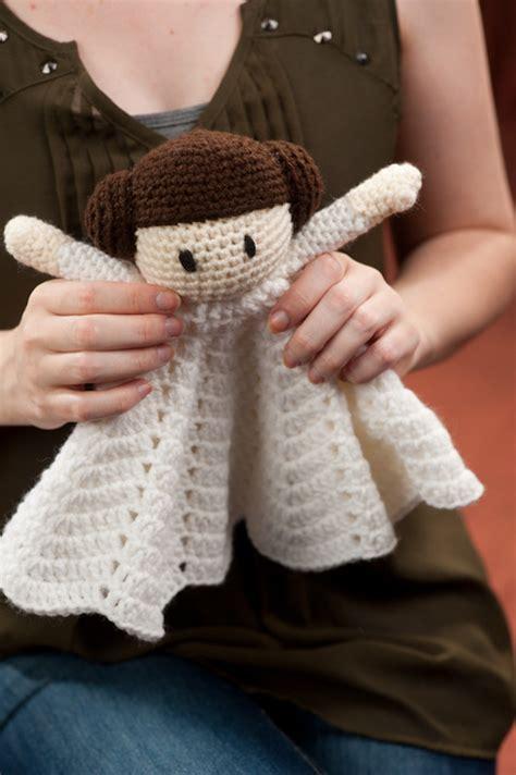 crochet doll blanket princess lovey  storenvy
