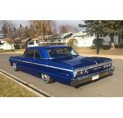 Lowrider With Hydraulics For Sale1964 IMPALA SS