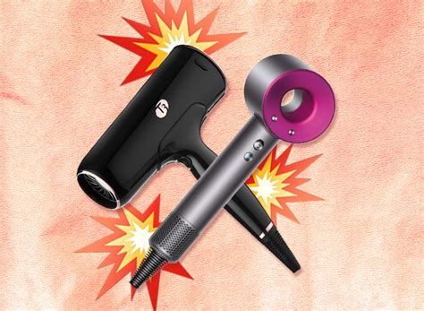 T3 Hair Dryer Vs Elchim t3 vs dyson hair dryer review flare