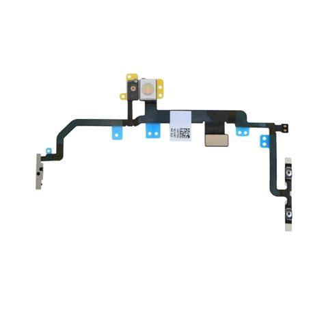 replacement  iphone   power button flex cable alexnldcom