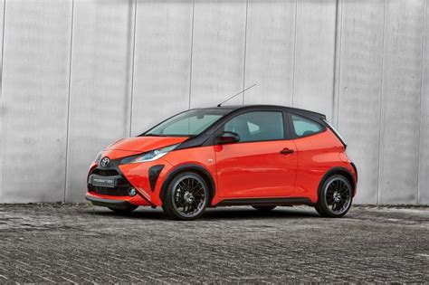 Toyota Aygo by MusketierTuningCult