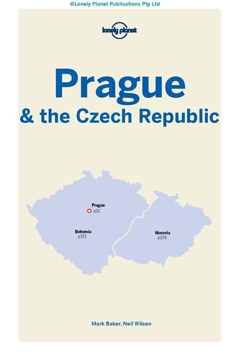 lonely planet prague the republic travel guide books reisgids prague republic praag city guide